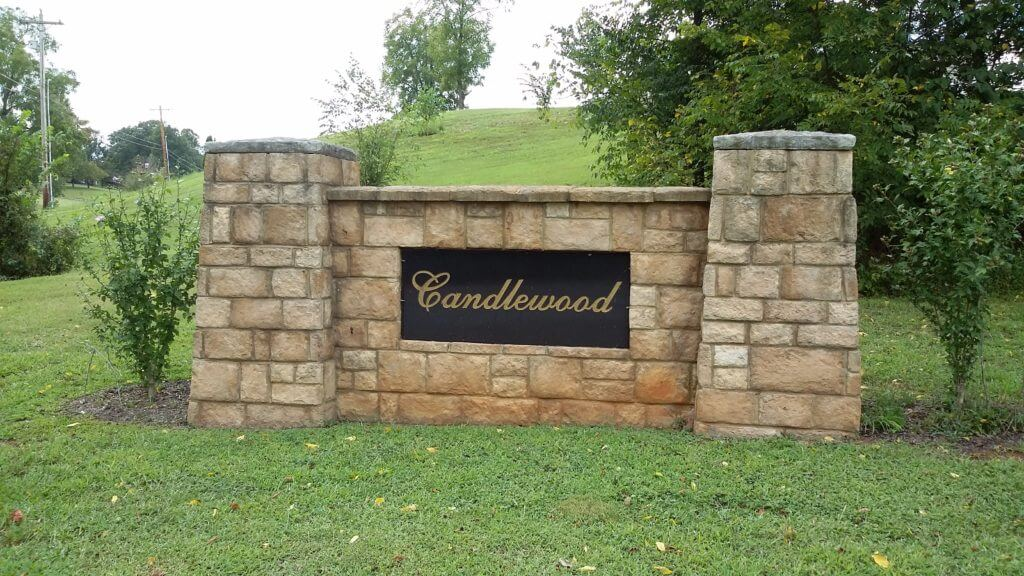 Candlewood Subdivision--Blount County, TN