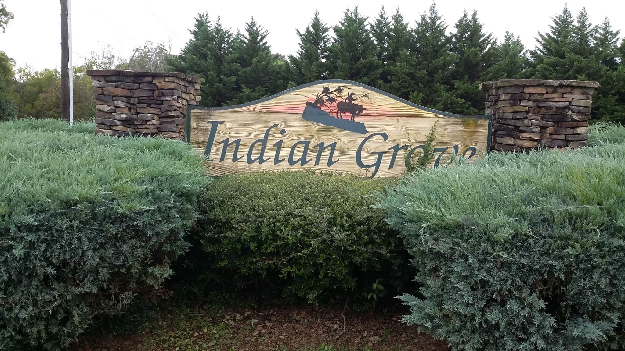 Indian Grove Subdivision Blount County, TN